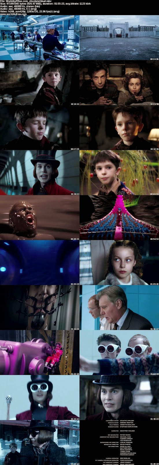 Download Full Movie Of Charlie And The Chocolate Factory