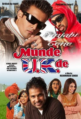 Munde UK De 2009 Punjabi Movie Watch Online