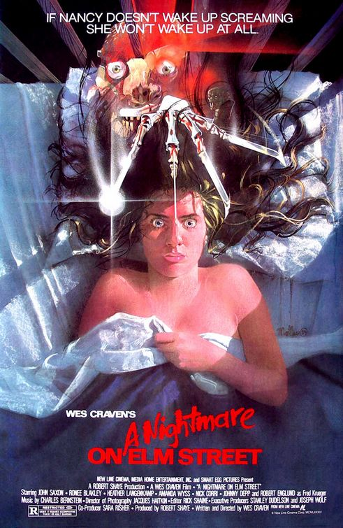 A Nightmare on Elm Street (1984) 480p 300MB Dual Audio