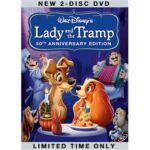 Lady and the Tramp (1955) BRRip 420p 250MB Dual Audio