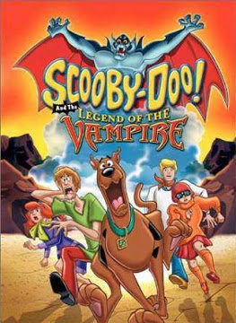 Scooby-Doo And the Legend of the Vampire (2003) 250MB