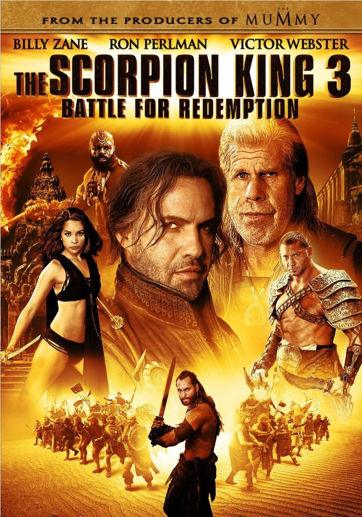The Scorpion King 3 (2012)