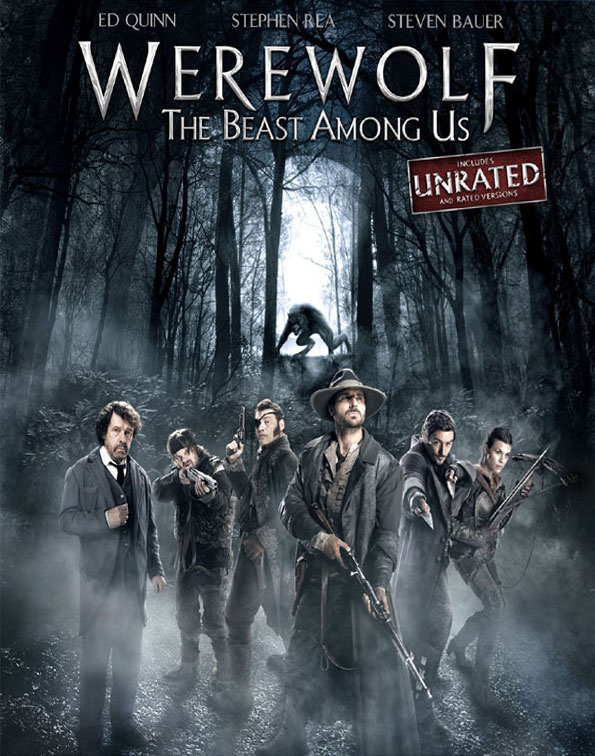 Werewolf  The Beast Among Us (2012)