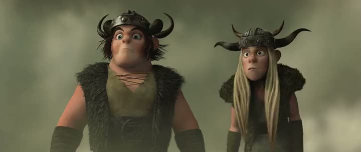 ow to Train Your Dragon (2010)