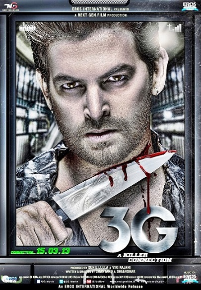3G- A Killer (2013) Hindi Movie