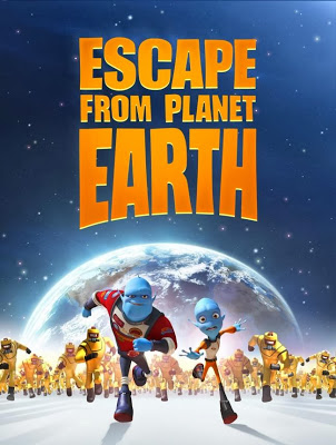 Escape from Planet Earth (2013) Dual Audio