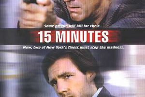 15 Minutes (2001) 300MB Dual Audio Downloade