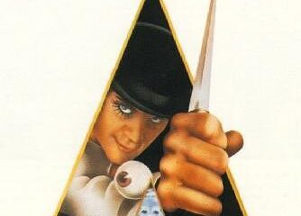 A Clockwork Orange (1971) 300MB English BRRip