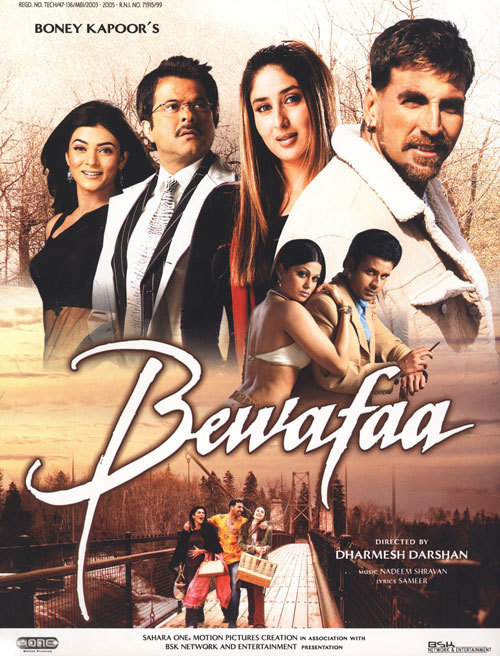 Bewafaa (2005) Hindi Movie