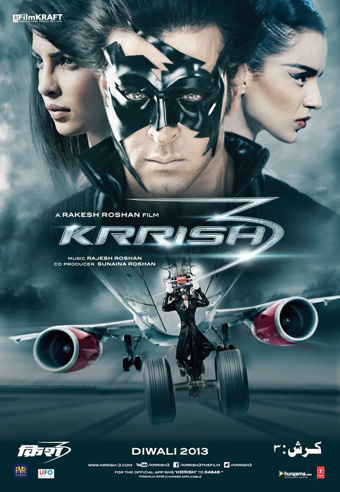 Krrish 3 (2013) Hindi Movie