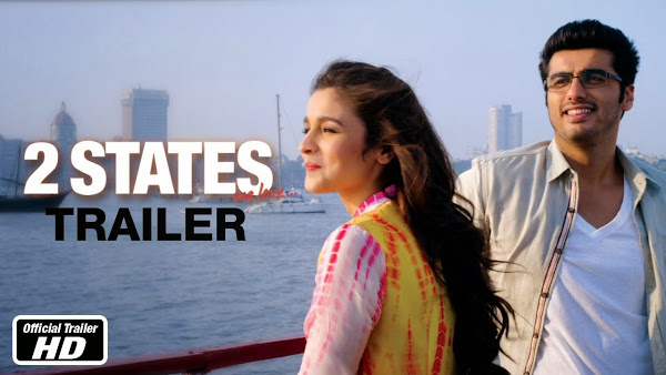 2 States (2014) Official Theatrical Trailer HD Video MP4 Free