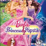 English Barbie The Princess And The Popstar 2012 DVDRip XviD