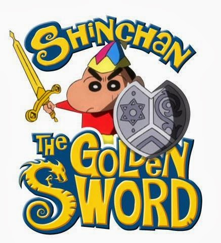 Shin Chan Movie The Golden Sword (2014)