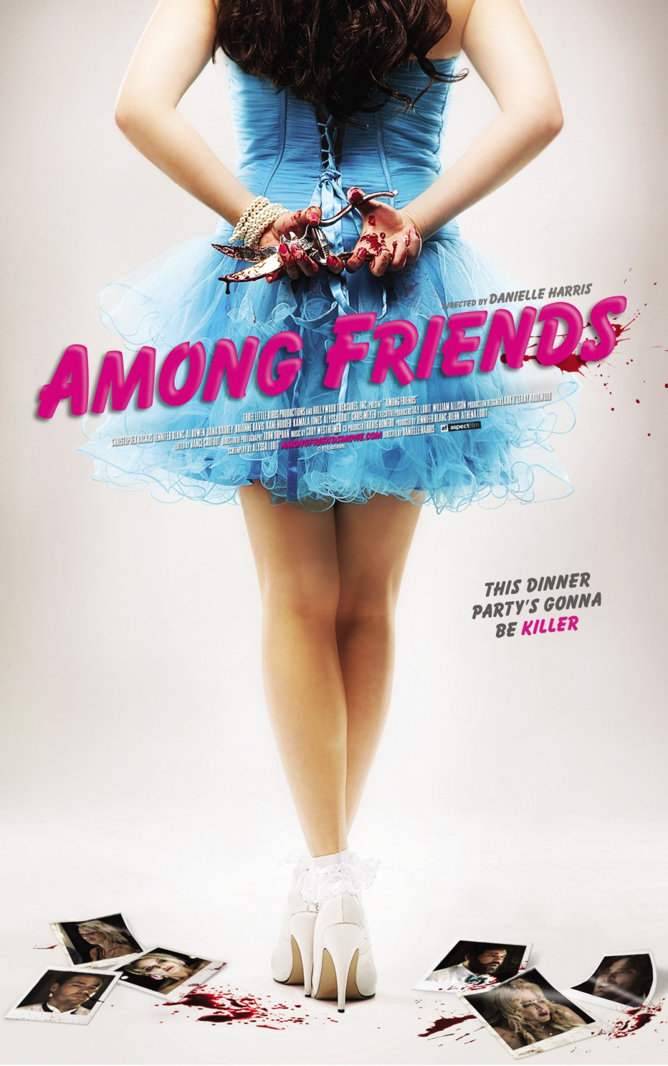 Among Friends 2012 Watch Online English Movies In HD