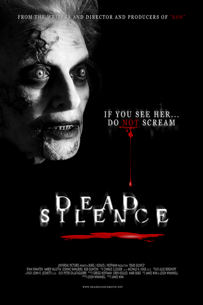 Dead Silence 2007 HD 720p Full Movie Watch Online For free
