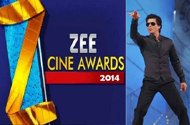 14th Zee Cine Awards (2014) HDTVRip 700MB Free Download