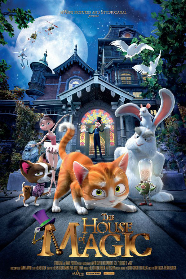The House of Magic (2013) watch online 720p WEBRip