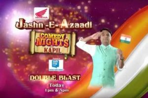 Comedy Nights With Kapil 15th August (2014) HD 720P 300MB