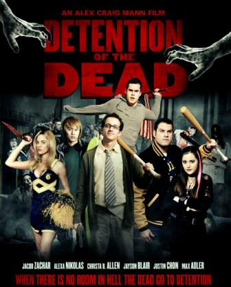 Detention of the Dead (2012) English Movie Free Download in 300MB