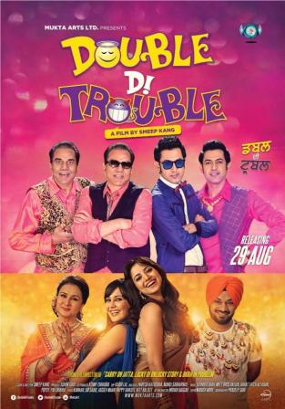 Double DI Trouble (2014) Punjabi Movie