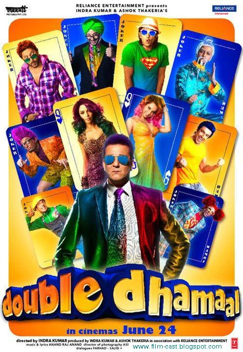 Double Dhamaal 2011 Free Download BluRay 1080p 300mb Free Download