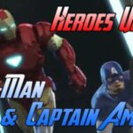 Iron Man and Captain America Heroes United (2014) Free Download 720p