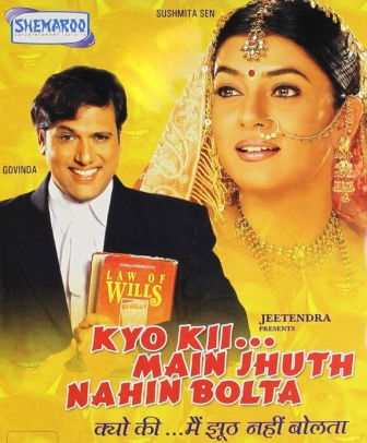 Kyo Kii Main Jhuth Nahin Bolta 2001 Full Movie 300MB Download 1080p