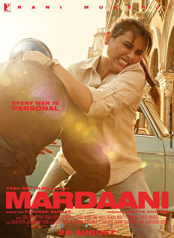Mardaani 2014 Full Hindi Movie 300MB Free Download 720p