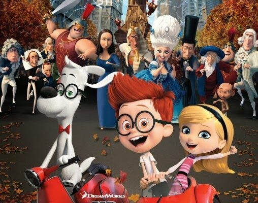 Mr Peabody And Sherman 2014 Movie Watch Online In HD 720p Free Download