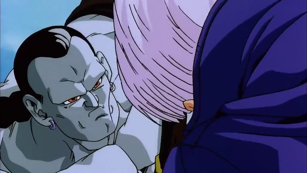 Dragon Ball Z: Super Android 13 (1992)