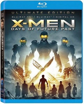 X Men 6 Days of Future Past 2014 Hindi Dubbed BluRay 300mb 480p Free Download