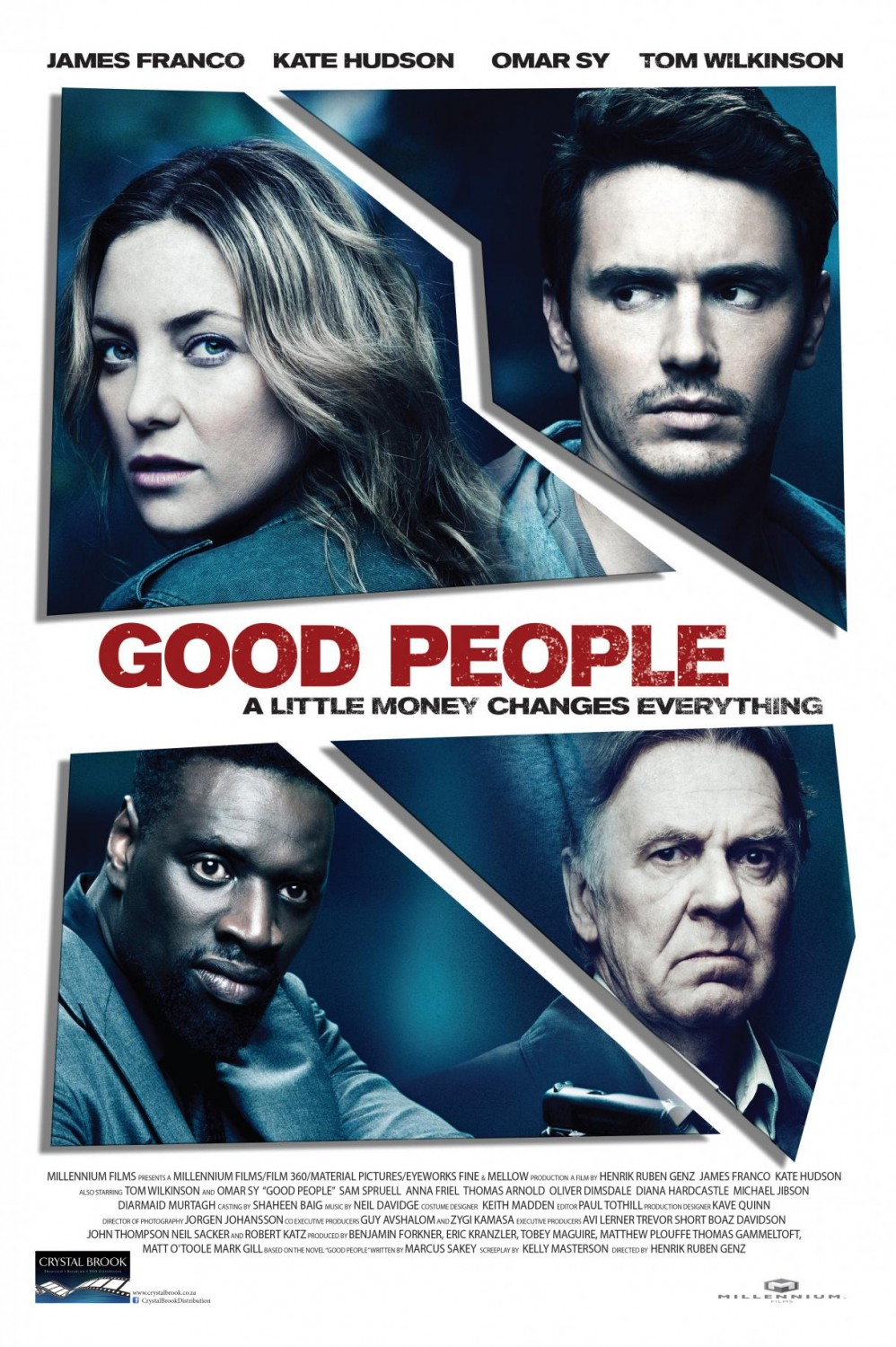 Good People 2014 Watch Full English Movie Free Download In HD 720p