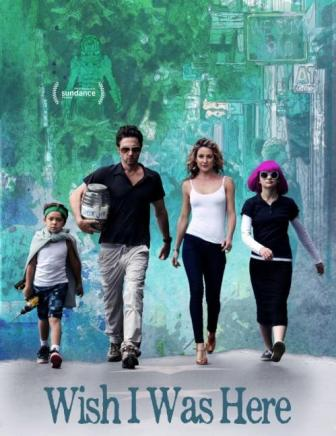 Wish I Was Here (2014) English Movie Free Download In HD 480p 250MB