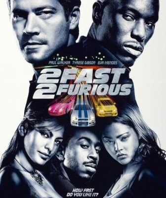 2 Fast 2 Furious (2003) Dual Audio Free Download 300MB 480p