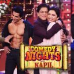 Comedy Nights With Kapil 25th October (2014) HD 480P 150MB Free Download