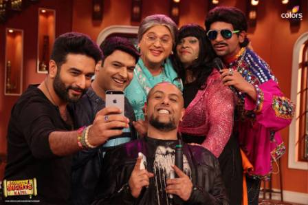 Comedy Nights With Kapil 26th October (2014) HD 480P 200MB Free Download