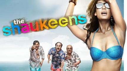 The Shaukeens (2014) Hindi Movie