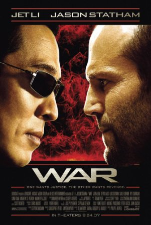 War (2007) Hindi Dubbed Movie Free Download In HD 480p 200MB