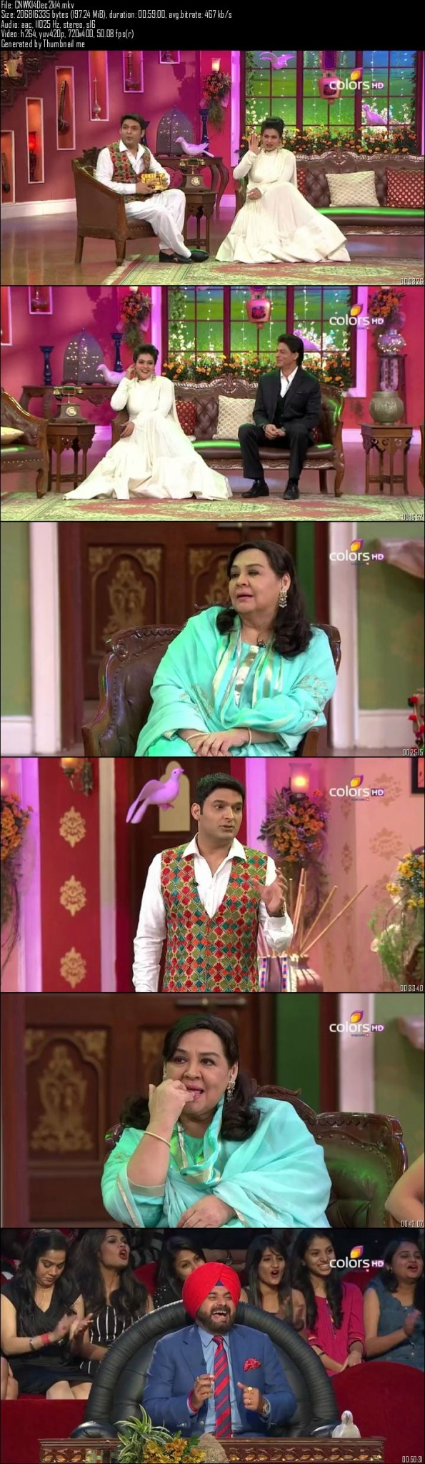 Comedy Nights With Kapil 14th December (2014)