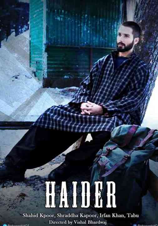 Haider (2014) Hindi Movie