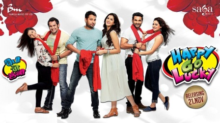 Happy Go Lucky (2014) Punjabi Movie