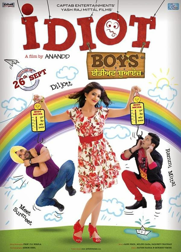 Idiot Boys (2014) Punjabi Movie Free Download HD 480p 300MB