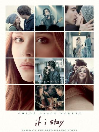 If I Stay (2014) 200MB Free Download In HD 480p
