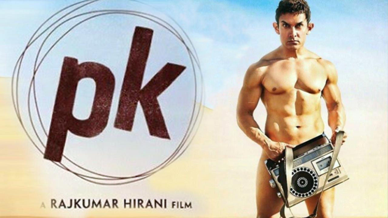 PK (2014) Hindi Movie 200MB Full HD 720p Download