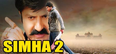 Simha 2 (2012) Hindi Dubbed Download HD 480p 150MB