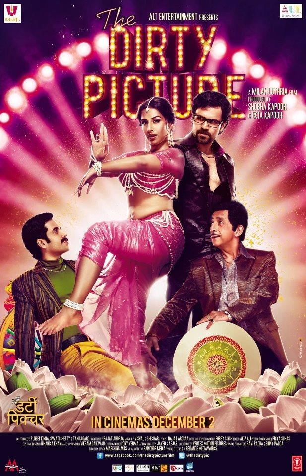 The Dirty Picture (2011) Full HD Video Songs 720p Download
