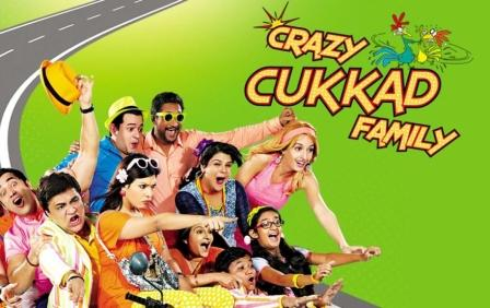 Crazy Cukkad Family (2015) Hindi Movies Download Pdvd