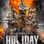 Holiday (2014) Full HD Video Songs 720P Free Download