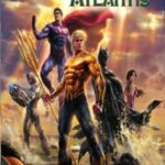 Justice League Throne: of Atlantis (2015) 250MB Download 480p In English