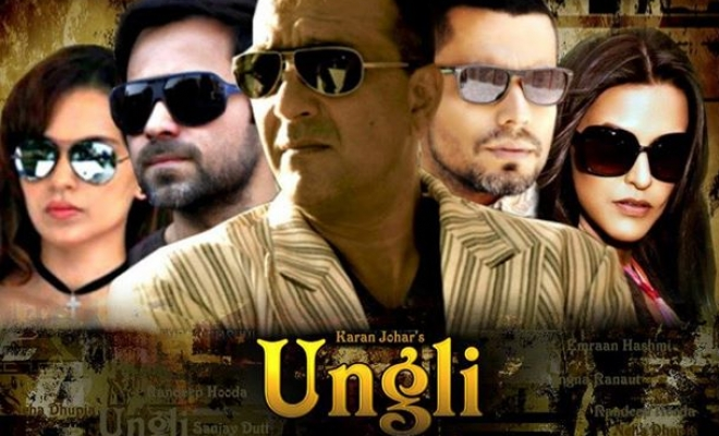 Ungli (2014) Hindi Movie 720p Full HD Download 250MB